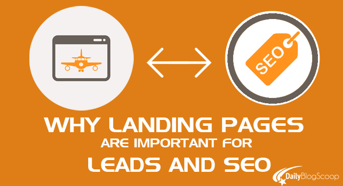 Why Targeted Landing Pages are Important for Leads and SEO?