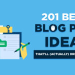 How To Find Hundreds Of Blog Post Content Ideas For Any Niche